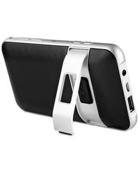 Tumi - Black Wireless Portable Speaker With Powerbank - Lyst