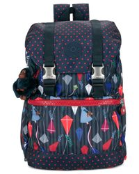 Kipling - Multicolor Disney's® Mary Poppins City Pack Patchwork Backpack - Lyst