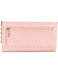Guess Pink Rayna Wallet