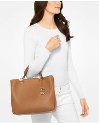 Michael Kors - Multicolor Anabelle Large Top-zip Tote - Lyst