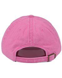 47 Brand - Pink Summerland Clean Up Cap - Lyst