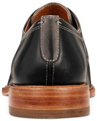 Johnston & Murphy - Black Men's Campbell Cap-toe Oxfords for Men - Lyst