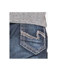 Silver Jeans Co. Blue Men's Relaxed-fit Jeans for men