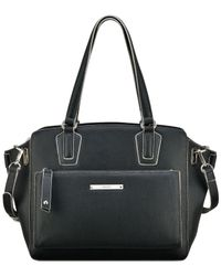 Nine West | Black Zip N' Go Tote | Lyst