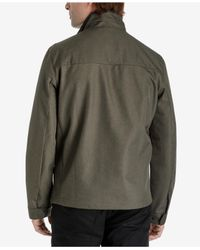 Michael Kors - Green Men's Multi-seasonal Soft Shell Jacket for Men - Lyst