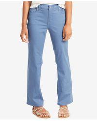 Levi's - Blue 508 Straighttm Fit Legacy Wash Jeans - Lyst