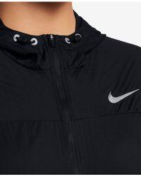 Nike - Black Plus Size Impossibly Light Running Jacket - Lyst