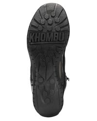 Khombu - Black Women's Merrit Cold-weather Boots - Lyst