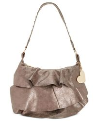 Betsey Johnson - Multicolor Just For The Frill Of It Hobo - Lyst