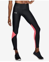 Under Armour Black Fly Fast Heatgear® Leggings