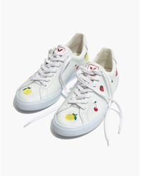 Madewell - Multicolor X Veja Fruit Embroidered Sneakers Esplar Low Sneakers - Lyst