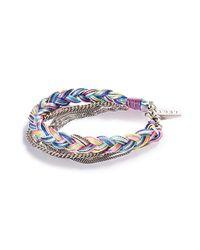 Madewell - Multicolor Amica Bracelet - Lyst