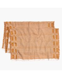 Madewell - Multicolor Geomix Scarf - Lyst