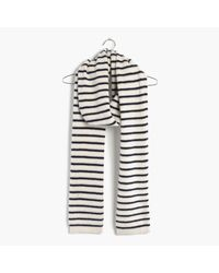 Madewell | Multicolor Striped Cashmere Scarf | Lyst