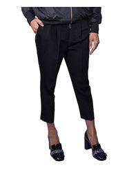 Ibrigu - Black Kimono Slim Pants - Lyst