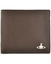 Vivienne Westwood | Leather Wallet Brown for Men | Lyst