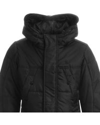 G-Star RAW - Hooded Whistler Parker Jacket Black for Men - Lyst