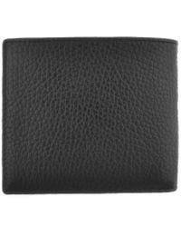 Vivienne Westwood - Leather Wallet Black for Men - Lyst