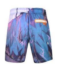 Superdry - Premium Neo Swim Shorts Blue for Men - Lyst