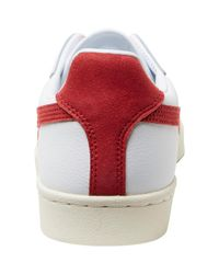 Onitsuka Tiger - Gsm Trainers White/tandoori Spice for Men - Lyst