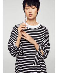 Mango - Multicolor T-shirt - Lyst