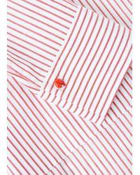 Mango - Red Shirt - Lyst