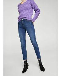 Mango Blue Jeans