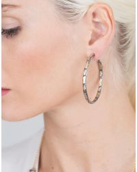 Yossi Harari | Yellow Large Libra Hoop Earrings | Lyst