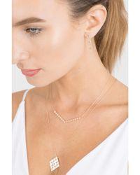 Dana Rebecca - Metallic Sylvie Rose Diamond Earrings - Lyst