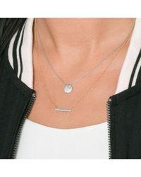 Dana Rebecca - Metallic Lauren Joy Medium Necklace - Lyst