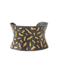 Yossi Harari | Metallic Libra Corset Cuff Bracelet | Lyst