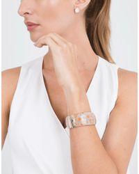 Federica Rettore - Pink Gea Cuff Bracelet - Lyst