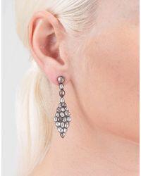 Yossi Harari - Metallic Cascade Diamond Earrings - Lyst
