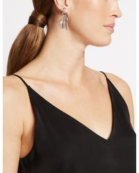 Marks & Spencer - Multicolor Stick Drop Earrings - Lyst