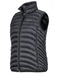 Marmot - Black Wm's Aruna Vest - Lyst