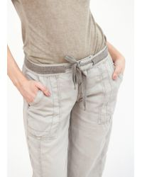 Marrakech | Gray Charlotte Roll Tab Beach Pant | Lyst
