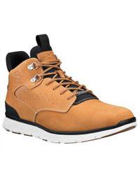 Timberland Killington Hiker Chukka Ankle Boots In Brown
