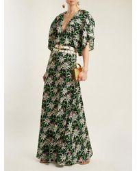 Dodo Bar Or - White Roxana Wraparound Skinny Embellished Belt - Lyst