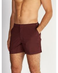 Orlebar Brown - Purple Setter Swim Shorts for Men - Lyst