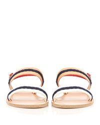 Ancient Greek Sandals - Natural Amphipolis Leather Sandals - Lyst