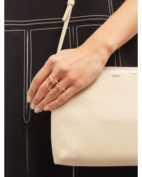 Charlotte Chesnais - Metallic Three Lovers Sillver And Gold-plated Ring - Lyst