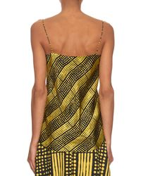 Duro Olowu | Multicolor Harlem Deco-print Silk Cami Top | Lyst