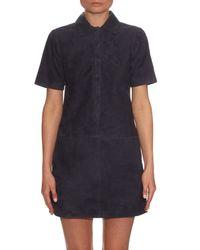 Rag & Bone | Blue Francine Sweater Dress | Lyst