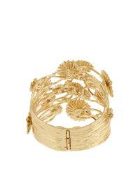 Aurelie Bidermann - Multicolor Athina Gold-plated Bracelet - Lyst