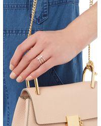 Raphaele Canot - Multicolor Deco Rocks Diamond & Rose-gold Ring - Lyst
