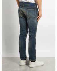 Simon Miller | Blue M001 Seiji Slim-leg Jeans for Men | Lyst