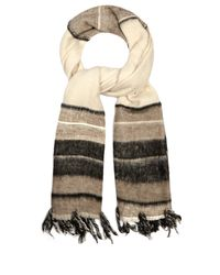Denis Colomb | Multicolor Dolpo Cashmere-blend Scarf | Lyst
