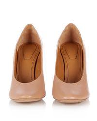 Chloé Multicolor Harper Block-heel Leather Pumps