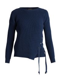 Weekend by Maxmara | Blue Aguzze Sweater | Lyst