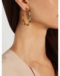 Sylvia Toledano - Multicolor Candies Small Gold-plated Earrings - Lyst